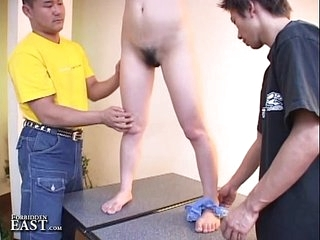 Satiated Japanese Downcast Fetish Sex
