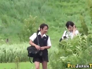 Polluted japan teens pee