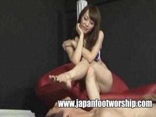 Hands Pantyhose Japan Foot Delight in