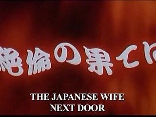 Make an matter for Japanese Wife Next Door (2004)