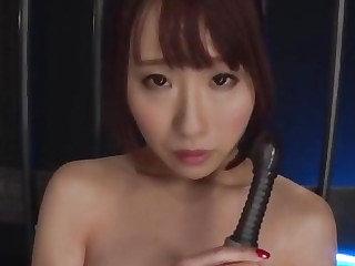 Japanese POV porn scenes with morose Yui Misaki
