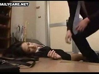 japan sleep doll part1