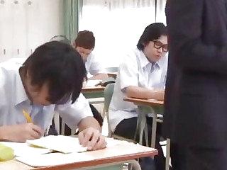 Delicacy Japanese schoolgirl