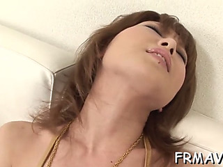 Oral Excitement from seductive japanese