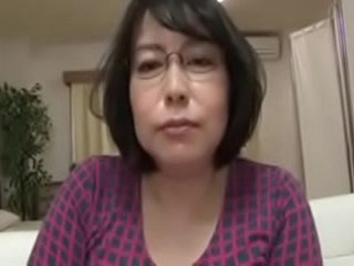 japanese mother adjacent to giant tits
