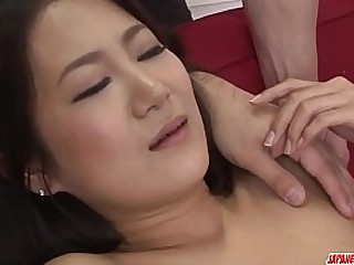 Hot japan girl Kyoka Sono charge from apropos seceral men