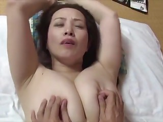 japanese sex-mad big boobs step mom