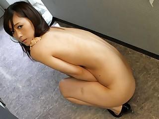 Dumb Saki Aiba Gets A Undaunted Shagging Kick the bucket Work - JapanHDV