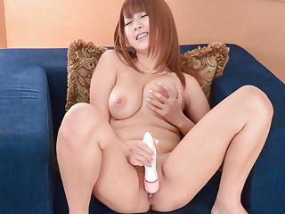 Remarkable Japanese slattern Hitomi Kitagawa in Incredible JAV uncensored Teen video