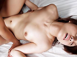 Horny Japanese skirt Rino Mizusawa in Worst JAV uncensored Teen scene