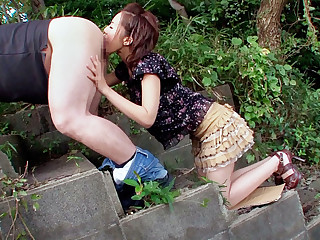 Horny Japanese partition Ruri Saijou in Exotic JAV censored Swallow, Gangbang scene