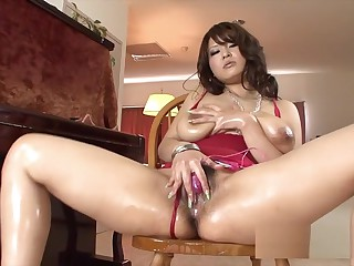 Daunting Japanese old bag Airi Ai in Hottest Unparalleled Girl, Big Tits JAV clip