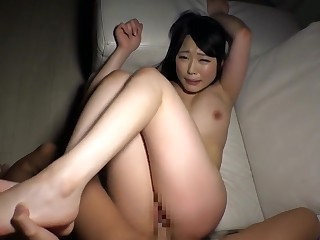 Exotic Japanese chick in Crazy Teens, POV JAV shore up steady