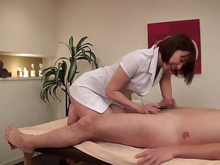 Exotic Japanese chick in Crush MILF, Massage JAV scene