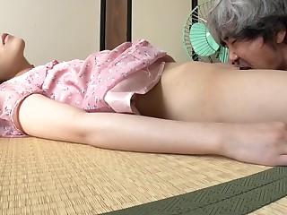 Exotic Japanese doll in Incredible HD, Cunnilingus JAV movie