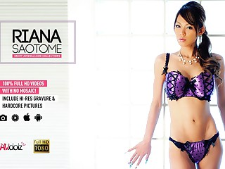 Riana Saotome Squirts In A Crazy Gangbang - AviDolz