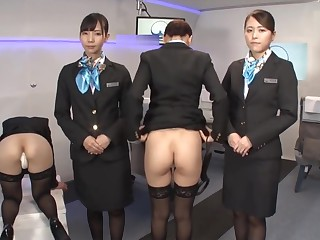 Japanese Airline Perfectly done Drink Scholarship - AssCache Highlights