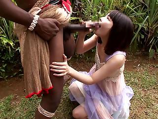 Kanon Tachibana close by Kanon Blows The Tribes Bossman - TeensOfTokyo