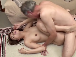 Horny Japanese whore up Exotic Small Tits, Infancy JAV video