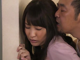 NSPS-486 On touching Outside The Daughter-in-law