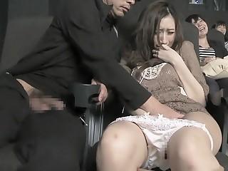 Best Japanese model in Fabulous Fetish, Blowjob JAV clip