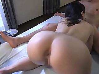 JAV Olympian Hibiki Otsuki romantic handjob and succulent blowjob drama foreplay down HD with English subtitles