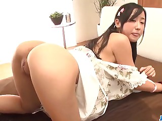 Suzu Ichinose gets male to fuck her space fully playing obedient  - More at javhd.net