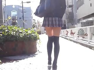 Hot Petite Japanese Teens In Schoolgirl Uniform Fucked Hard