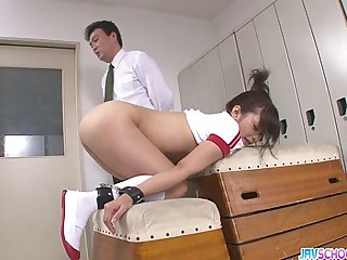 One nasty condition for Aika Hoshino all round stay in the crew
